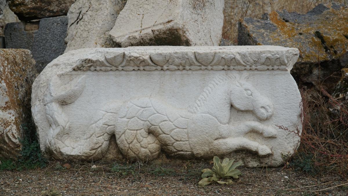 Roma İmparatoru Augustus Isparta yalvaç ile ilgili görsel sonucu